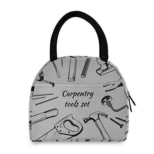 Lunch Tote Bags Farming And Garden Tools Adult Lunch Tote Best Lunchbags For Women Men Adults College Work Picnic Hiking Beach Fishing
