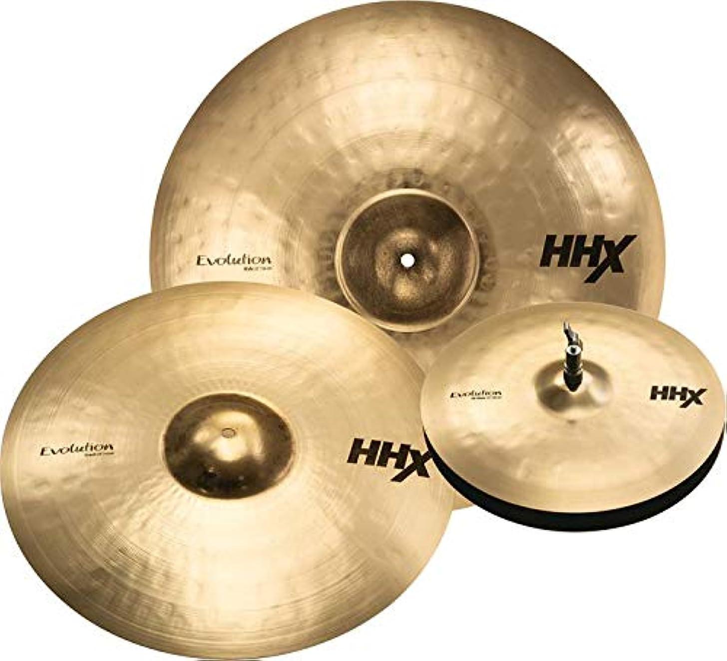 Sabian HHX Evolution Cymbal Set - 15