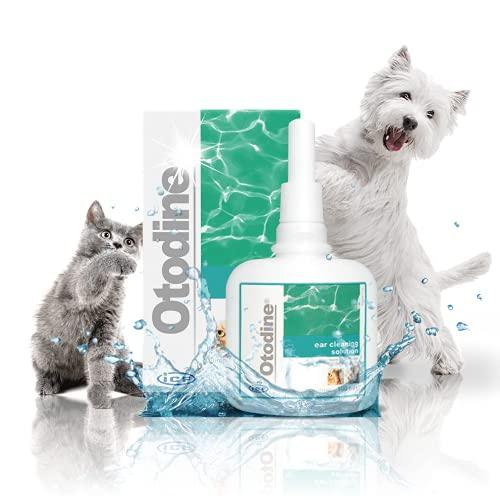 ICF Otodine 100ml - Igiene toeletta cane