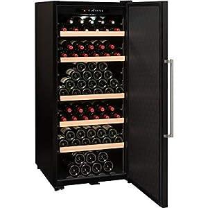 Cave à vin par nombre de bouteille