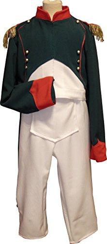 Pouce et Compagnie Costume de Napoléon (7-10 Ans)