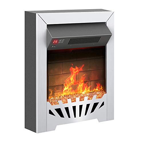 Famgizmo 1800W Freestanding Electric Fireplace Suit