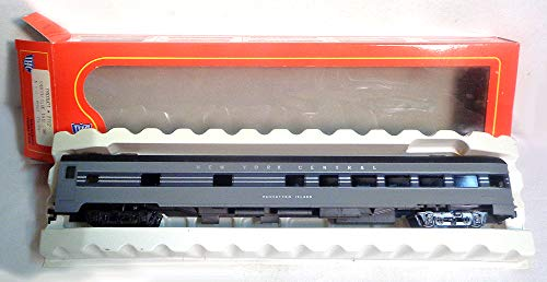 HO Scale - IHC Smoothside Tail Passenger Car New York Central Manhatten Island