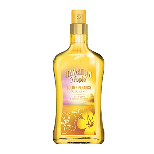 Hawaiian Tropics Golden Paradise Body Mist, 100 ml