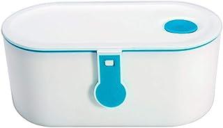 fiambreras caja almuerzo lunch box Bento Box Student Office Worker Worker-Blue 800ml