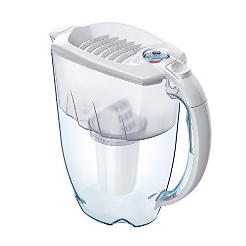 AQUAPHOR Prestige A5 Wasserfilter, Kunststoff, Weiß, 2,8 l