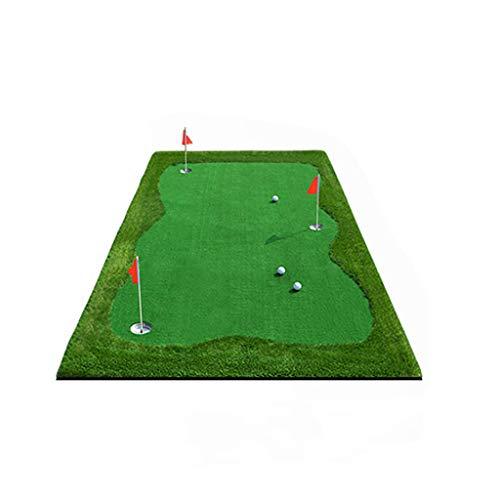 Affordable RUNWEI Putting Green,Golf Mat Advanced Residential Backyard Golf Training Pra...