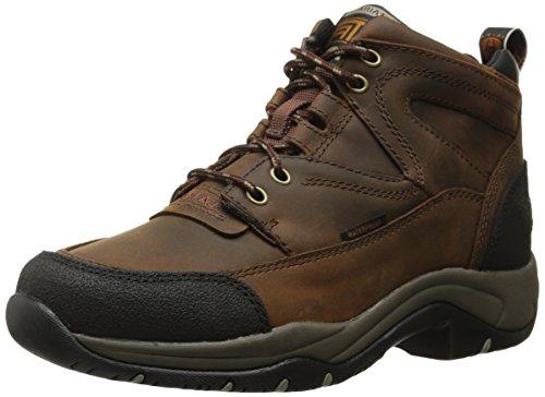 Ariat Women's Terrain H2O Hiking Boot, Copper, 7 B US