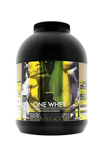 One Whey (4,535 Gr) 10 Lbs Limon yogurt - Matriz de Proteínas con Velocidad de Absorción Intermedia