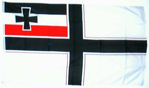 Flagge Fahne Kaiserliche Kolonialflagge 90x150
