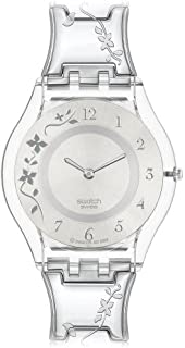 swatch Women's SFK300G Stainless Steel Watch