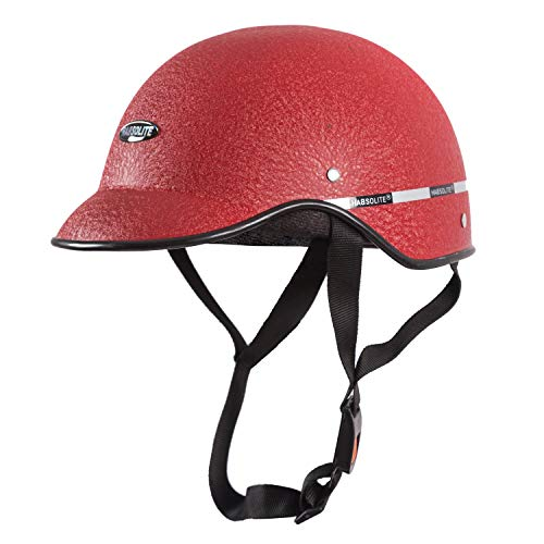 Habsolite HB-MWR Mini Wrinkle All Purpose Safety Helmet with Quick Release Strap...