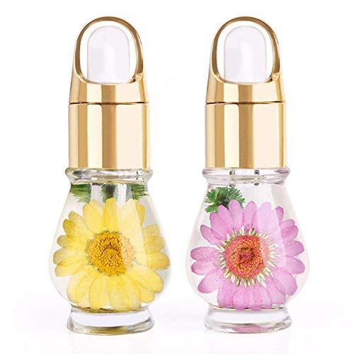 XQxiqi689sy Durable profesional de uñas nutricional aceite de cutícula seca flor sabor fresco manicura herramienta