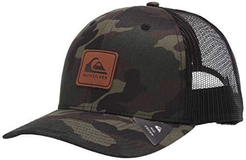 Quiksilver Herren Easy Does IT VN HAT Baseball Cap, Camouflage, Einheitsgröße