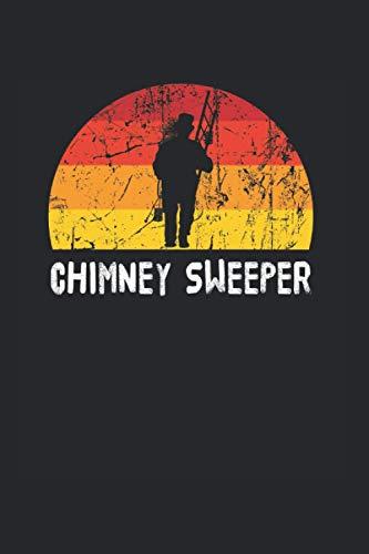Chimney Sweeper Schornsteinfeger Notizen To-Do Liste: Notizbuch A5 120 Seiten liniert