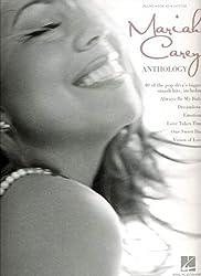 Mariah Carey: Anthology (PVG). Partitions pour Piano, Chant et Guitare