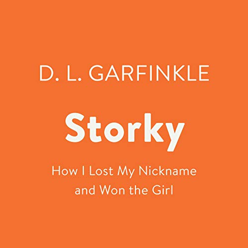 Storky audiobook cover art