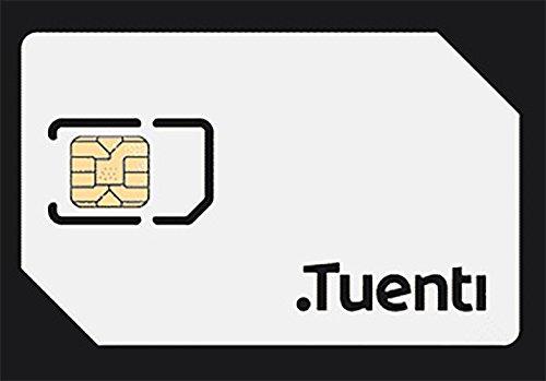Tarjeta SIM Tuenti Prepago con 10 €