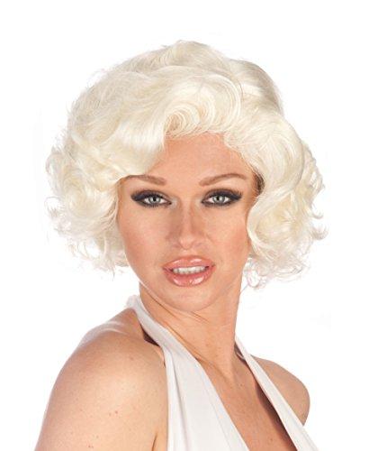 Premium Quality Hollywood Starlet/Marilyn Monroe Wig