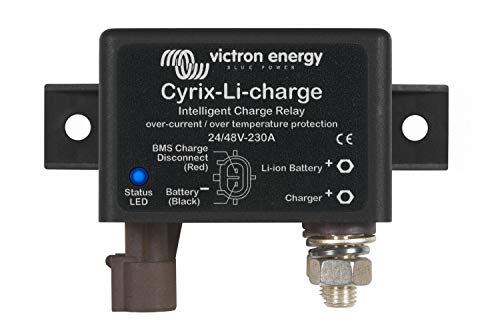 Victron Cyrix Lithium Charge Relais 24/48V-230A
