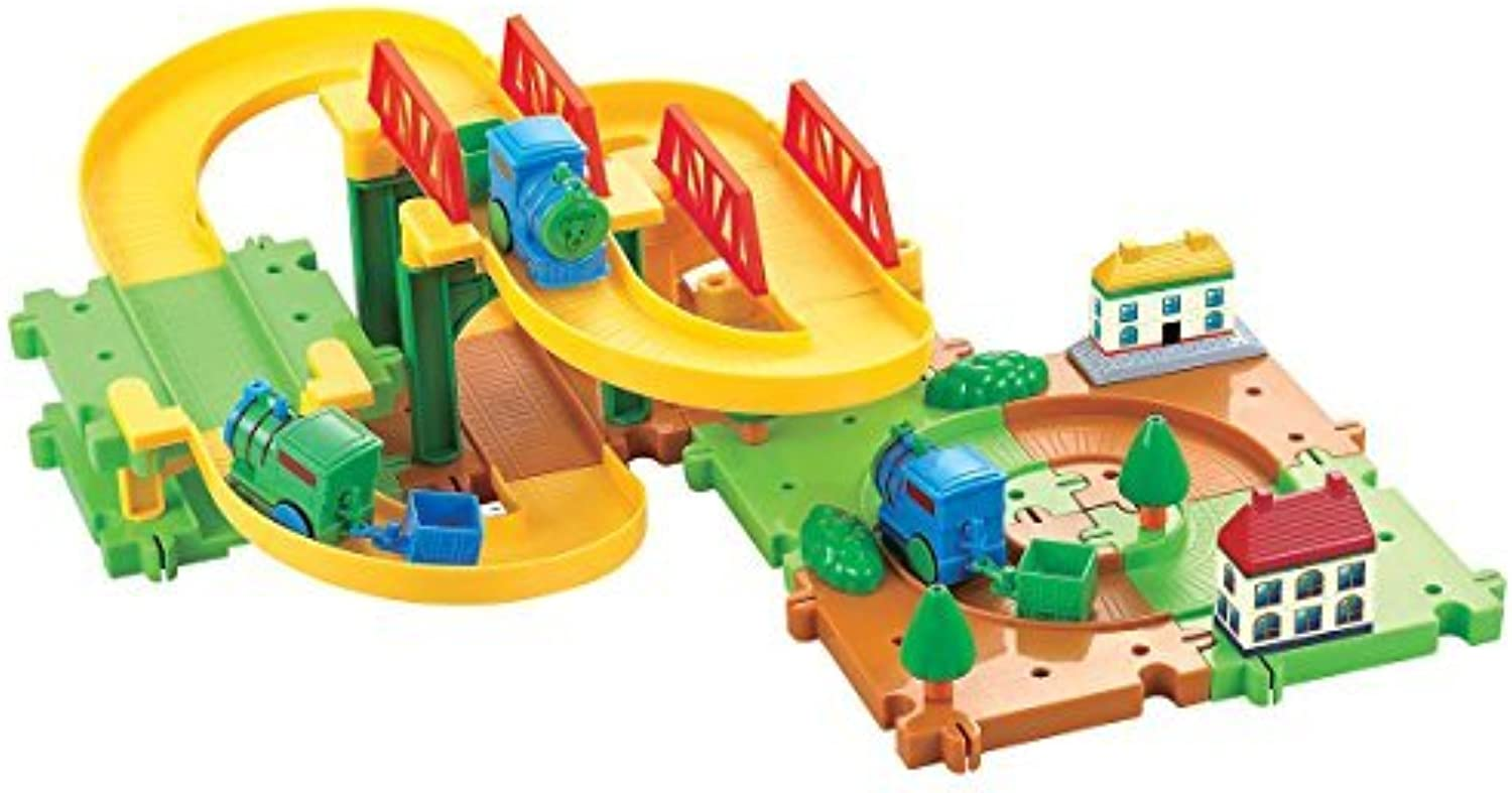 muy popular World of Wheels Wonderland Deluxe Train Set, MultiColor by by by World of Wheels  calidad garantizada