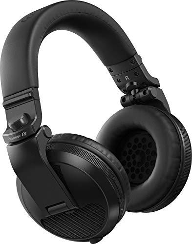 Pioneer DJ DJ Headphones, Black, Standard (HDJ-X5BT-K)