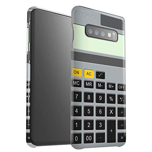 eSwish telefoonhoesje/Cover/Skin/SG-3DSWM / sleutels/knoppen collectie Samsung Galaxy S10 Rekenmachine