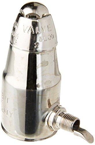 "Hoffman Steam Air Vent 401422 1A, 1/8"" Adjustable Angle Steam Radiator Air Valve"