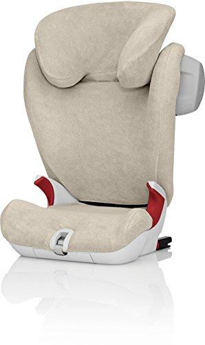 BRITAX RÖMER Housse Été pour siège auto KIDFIX SL (SICT) KIDFIX SL, Légère et confortable, Beige