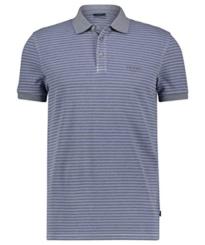 Joop! Herren Poloshirt Achilles Modern Fit Kurzarm bleu (50) S