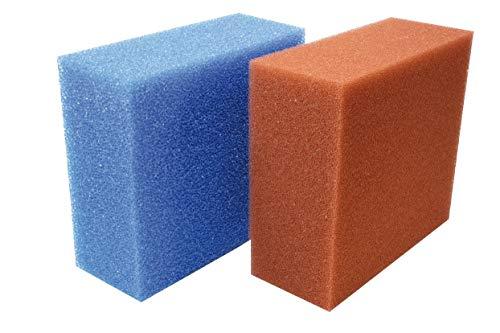 Oase Replacement Filter 35792, Bio Sponge by Smart, Blue, 8.2 x 18 x 19.7 cm