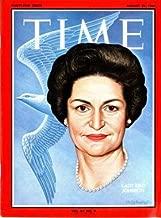 Time Magazine August 28 1964 Lady Bird Johnson