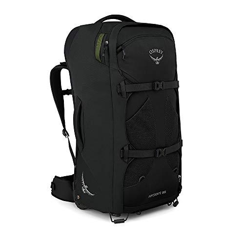 Osprey Packs Farpoint 65 Men's Wheeled Luggage, Black