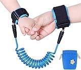 Emwel Anti Lost Wrist Link Belt, 2.5M/ 98Inch Baby Toddler Reins Safety Leash
