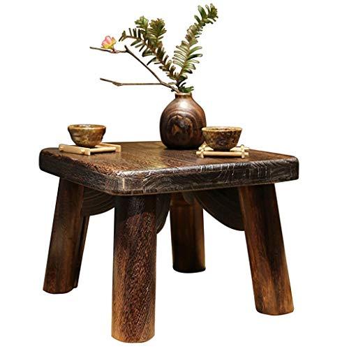 ADSE Tables Basses Table Zen Simple Table d'ordinateur paresseuse Plate-Forme de Tatami Table Basse Protection de l'environnement Naturel