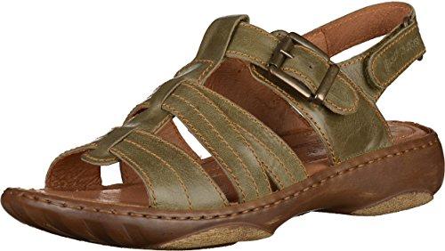 Josef Seibel Debra 27 Sandalia Grande Verde 76727 62 960 Zapatos Mujer...