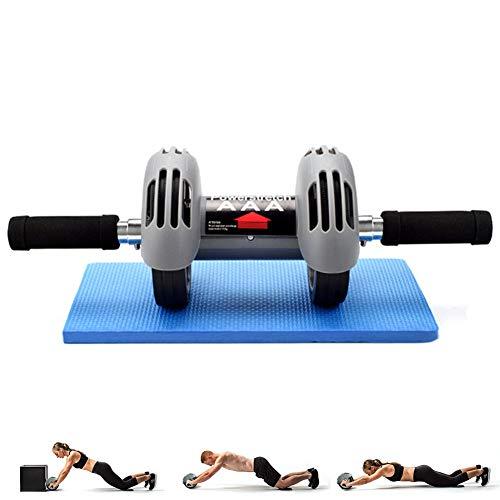 Yunjio Bauchtrainer Roller Bauchtrainer Gerät Roller Abs Cruncher Für Männer Kernübungsgeräte Power Roller Ab Trainer Ab Trainer Machine