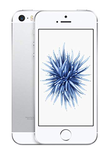Apple iPhone SE 64GB Silber (Generalüberholt)