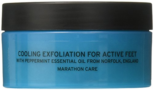 The Body Shop Peppermint Reviving Pumice Exfoliating Foot Scrub, 100ml