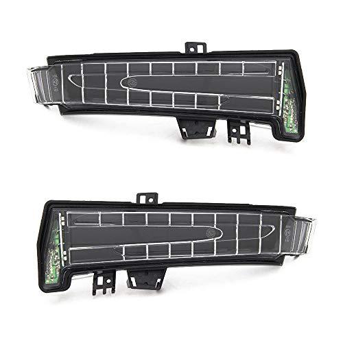 Skuntuguang Auto Turn Indicateur Porte latérale Rétroviseur lampe de signal pour Benz S-Class E-Class Classe C
