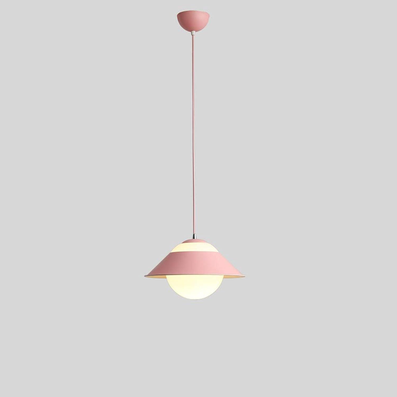 Ganeep Macaron Pendelleuchten Restaurant Moderne Minimalistische E27 LED Hngeleuchten Persnlichkeit Kreative Beleuchtung Nordic Bar Esszimmer Lampe Bekleidungsgeschft Strohhut Lampe