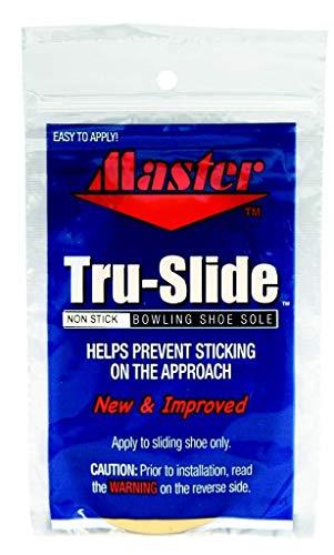 Master Industries Tru-Slide Bowling Shoe Sole