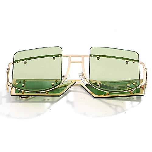Jbwlkj Niet Vintage Sonnenbrillen Frauen Sonnenbrillen Männer Mode Big Frame Retro Sonnenbrille Rihanna Brillen für Frauen-1_China