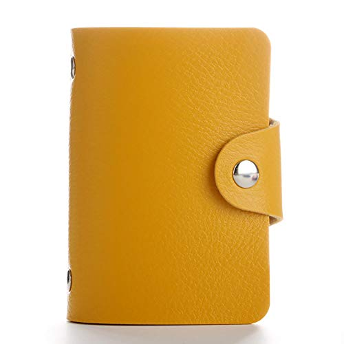 Kaartpakket, Business Card Houder Dun En Licht PU Lederen Credit Paspoort Card ID Portemonnee Houder Beschermer Tas Mannen Vrouwen