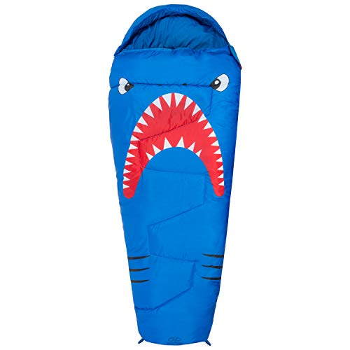 Highlander Kids Creature Shark 300 Mummy - Saco Dormir