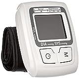 Sfigmomanometro da polso digitale misuratore di pressione arteriosa digitale