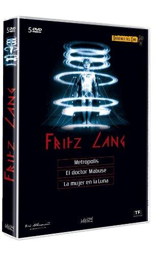 Fritz Lang: Metrópolis + El Doctor Mabuse + La Mujer En La Luna (5 DVDs) (Spanien Import)