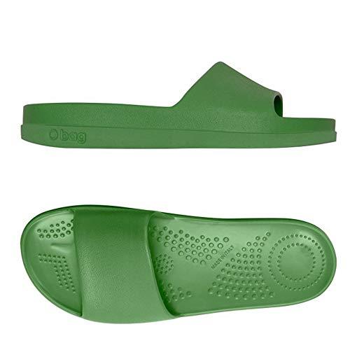 o bag Shoes Slippers Verde Inglés Unisex Verde Size: 39 EU