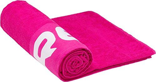 Cressi Beach Sport Towel, Telo Mare Asciugamano Sport di Alta Qualità, 180 x 80 cm, porpora