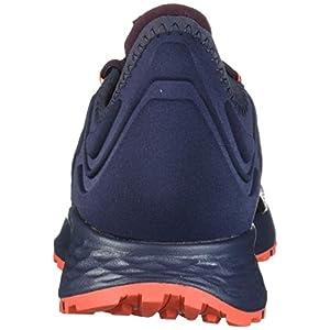 New Balance Men's Fresh Foam Roav Trail V1 Running Shoe, Henna/Outerspace, 12 2E US